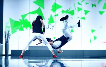 Wallpaper Set,catalyst,Mirrors edge,game,2nd