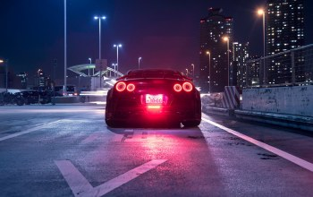 sport,car,r35,rear,ligth