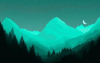 light,paper,mountains,shine,good,background,view,fullhd,fog,forest,dark,4:35PM,cool,aquamarine,photoshop