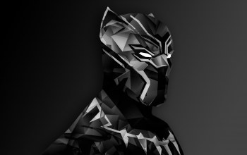 suit,helm,T`Challa,black panther,digital art