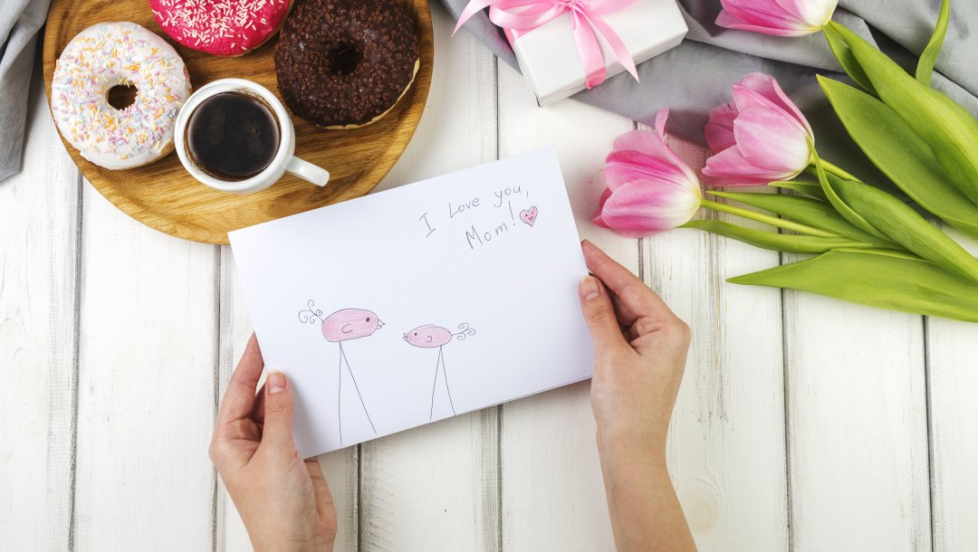 coffee,paper,открытка,box,Floral,family,gift