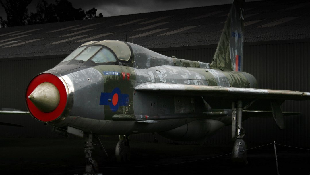 Newark Air Museum,XS417,English Electric
