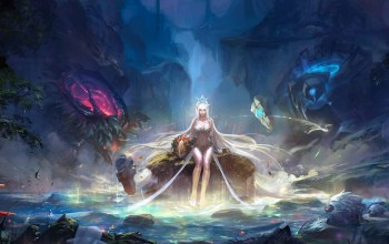 league of legends,Janna,магия,Storm