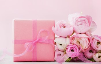 beautiful,present,tender,цветы,roses,подарок,gift