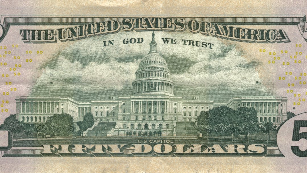 50,the White House,dollars