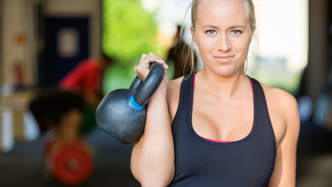 Kettlebell,Athlete,look,crossfit