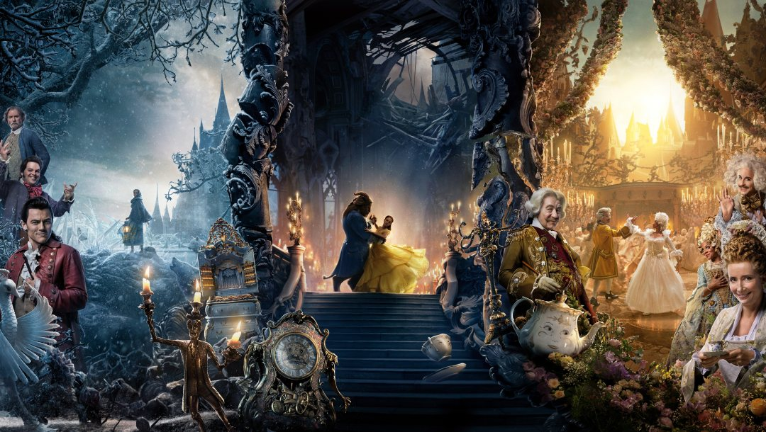 Josh Gad,красавица и чудовище,Dan Stevens,мюзикл,luke evans,Emma watson,Beauty and the beast,Kevin Kline,ian mckellen,Stanley Tucci
