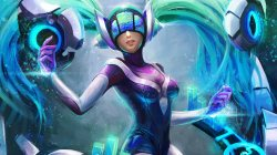 league of legends,sona,dj sona,maven of the strings