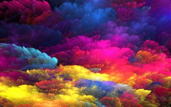 rainbow,colors,bright,colorful,painting,Abstract,краски,splash,background