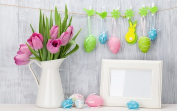 tender,eggs,decoration,spring,tulips,happy,Easter,pastel