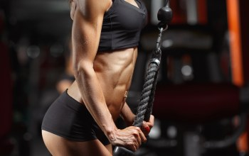 abs,muscles,female,gym,bodybuilder,arms