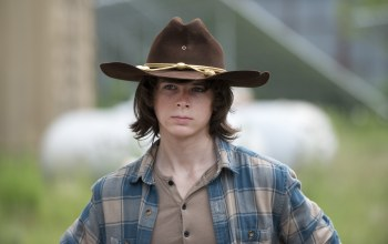 chandler riggs,carl,ходячие мертвецы,the walking dead