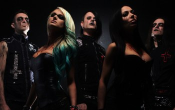 butcher babies,heavy metal,death metal