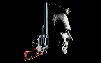 gun,Harry Callahan,weapon,Face,The Dead Pool,S&W,Smith & Wesson,classic,clint eastwood,1988