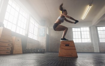 jump,female,crossfit