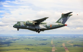 fab,embraer,military aircraft,KC-390,Brazilian Air Force,Força Áerea Brasileira