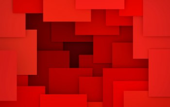 geometric shapes,Red,geometry,design,background,Abstract,3D rendering