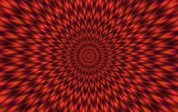 lines,Red,hypnotic