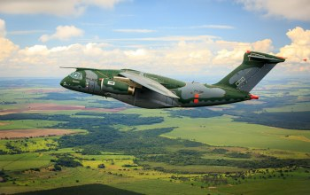 Brazilian Air Force,Força Áerea Brasileira,KC-390,fab,embraer,military aircraft