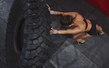 female,crossfit,woman,workout,pneumatic