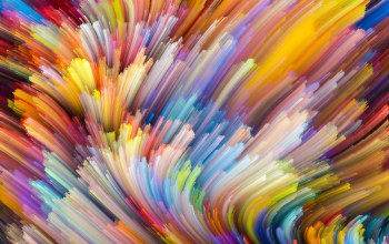 rainbow,colors,splash,background,Abstract,colorful,краски,painting