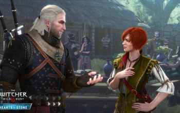 Shani,cd projekt red,Geralt,hearts of stone,ведьмак 3: дикая охота,геральт