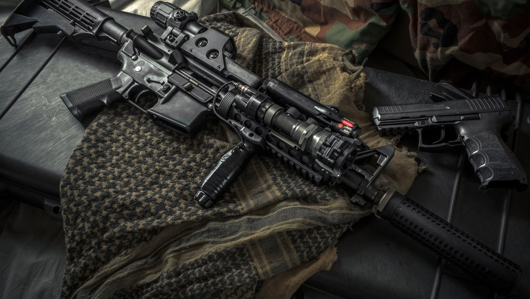 assault rifle,military,military accessories