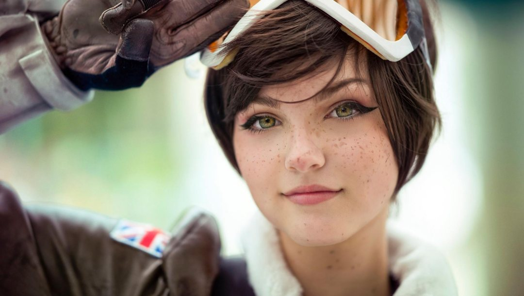overwatch,Tracer
