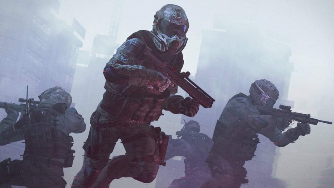 crytek,штурмовик,Warface,снайпер,инженер,медик,mail.ru group,шлем