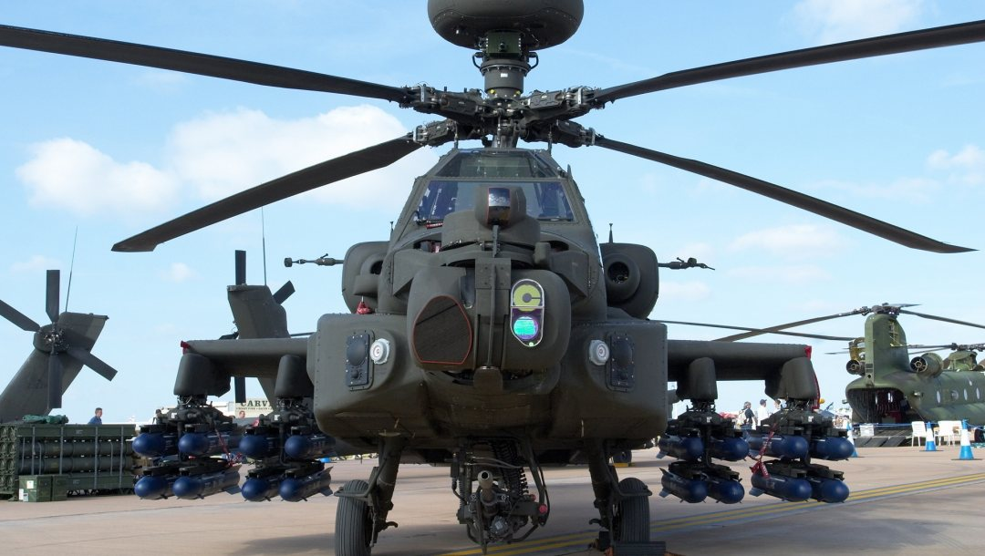 helicopter,Apache