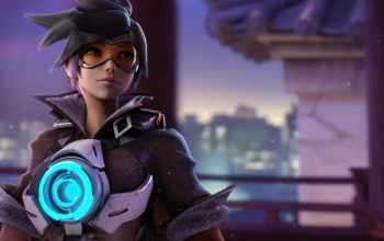 Tracer,game,overwatch
