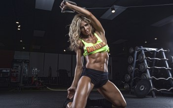 abs,Torrie Wilson,workout,pose,look