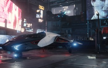 рекламы,Star citizen,origin,звездолет