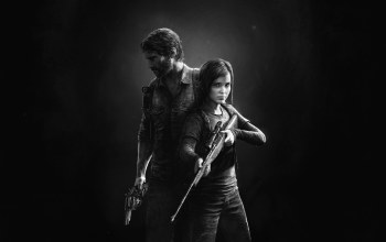 naughty dog,элли,одни из нас,game,Ellie,The last of us,sony computer entertainment,джоэл,TheVideoGamegallery.com,joel