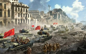 World of tanks,армия,флаги,ссср,ussr