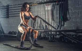 workout,rope,female