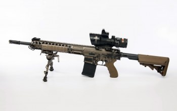 L129A1,Sharpshooter Assault Rifle,7.62mm