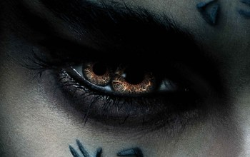 tatoo,movie,eyes,bakemono,The Mummy,Sofia Boutella,cinema,film