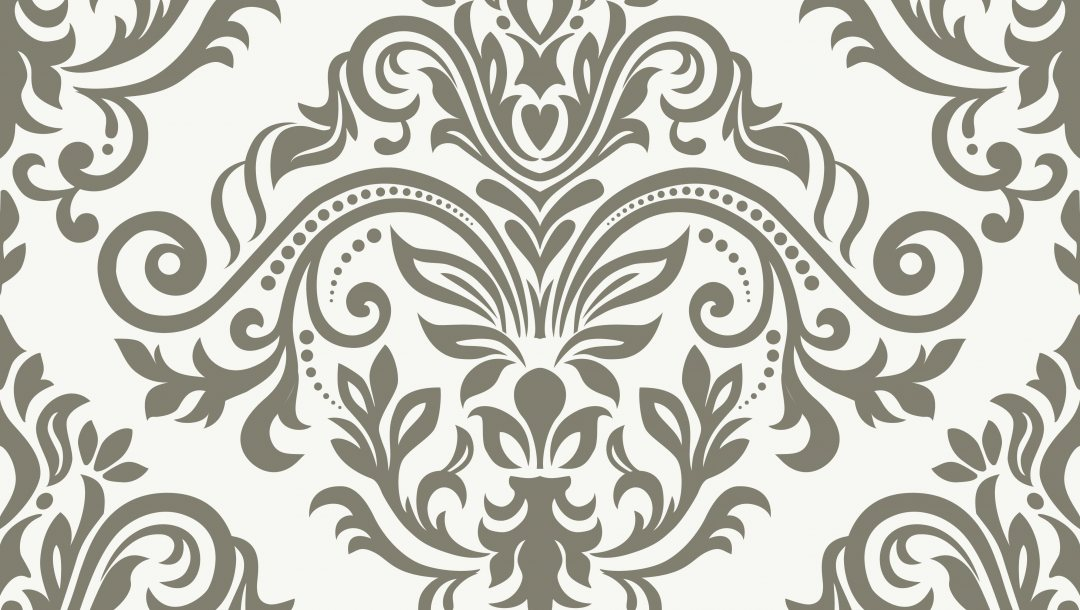 vector,узор,цветы,винтаж,ornament,damask,seamless,with