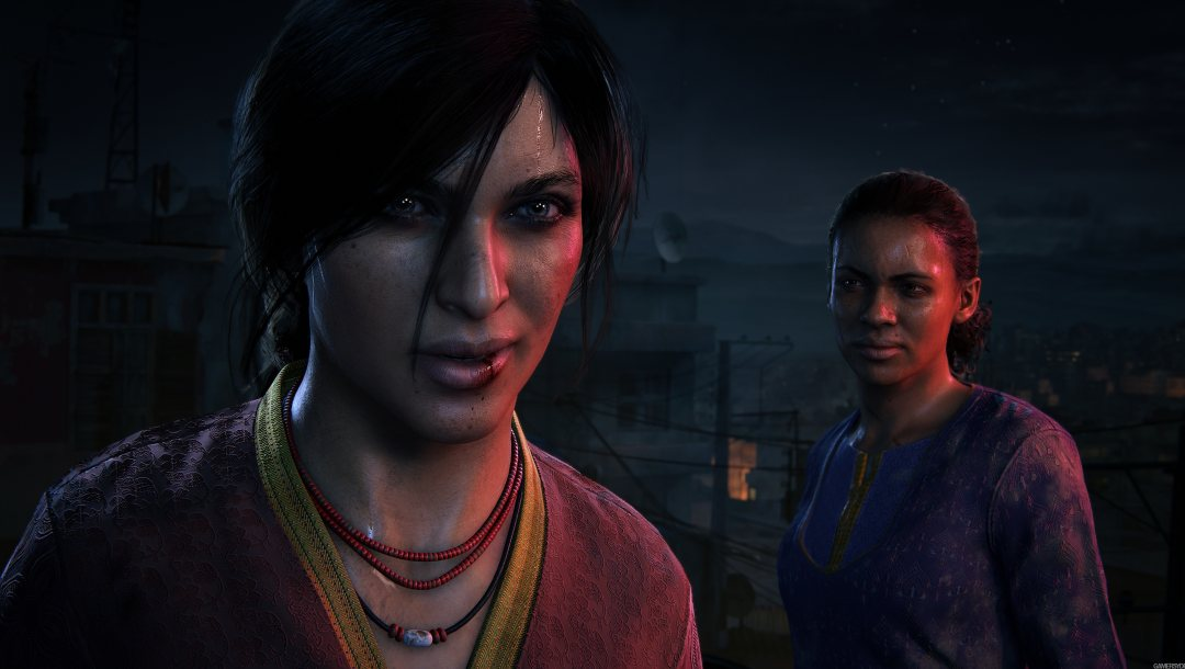uncharted,naughty dog,Хлоя Фрейзер,Надин Росс,Uncharted: The Lost Legacy