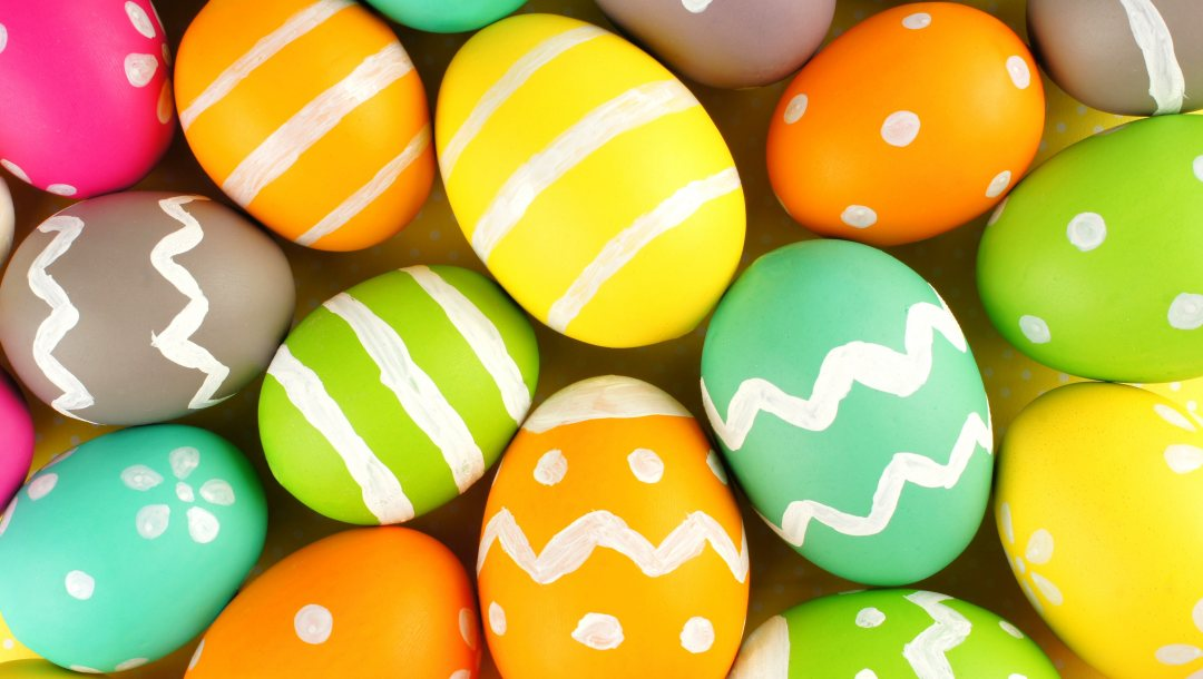Easter,яйца крашеные,holiday,eggs,happy,colorful
