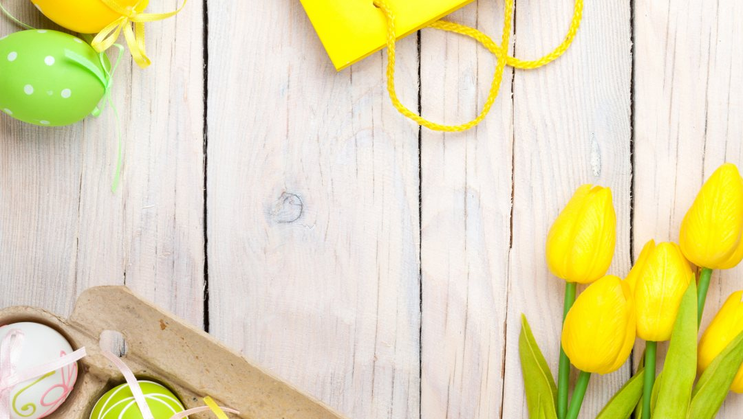 tulips,eggs,yellow,decoration,spring,wood,happy,pastel,Easter,tender
