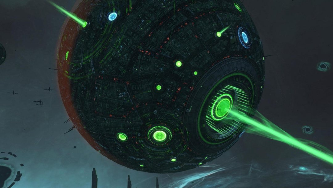 Star Conflict,Aliens Area,шар