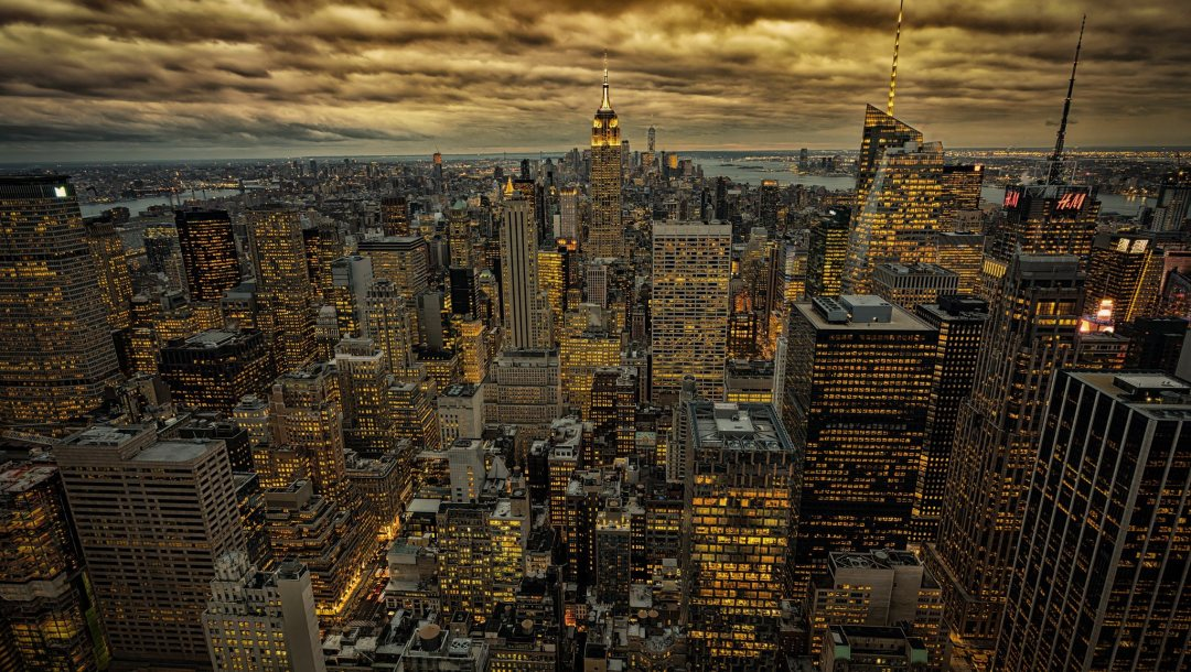 in gold,Nyc,new york