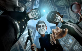 We Happy Few,Gearbox Publishing,Compulsion Games