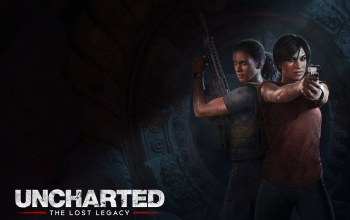 Надин Росс,uncharted,Uncharted: The Lost Legacy,Хлоя Фрейзер,naughty dog