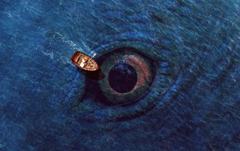 fantasy art,eye,artwork,creature,fantasy,digital art,waves,situation,Hat,boat