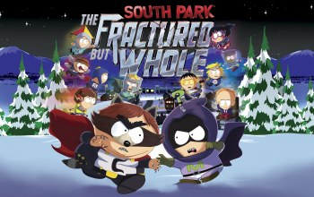 south park,South Park The Fractured But Whole,The Fractured But Whole