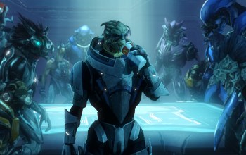 crossover,turian,covenant,mass effect,garrus vakarian