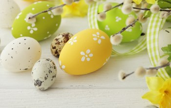 верба,Easter eggs,spring,colorful,Happy easter,eggs